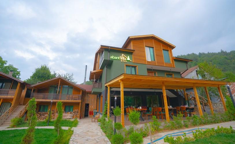 Abant Villa Otel - Alkolsüz