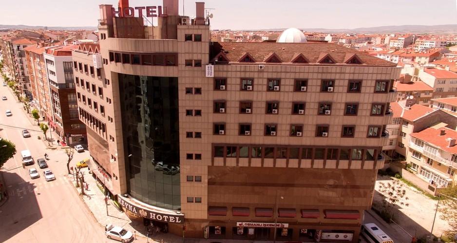 Reyna Premium Hotel Eskişehir