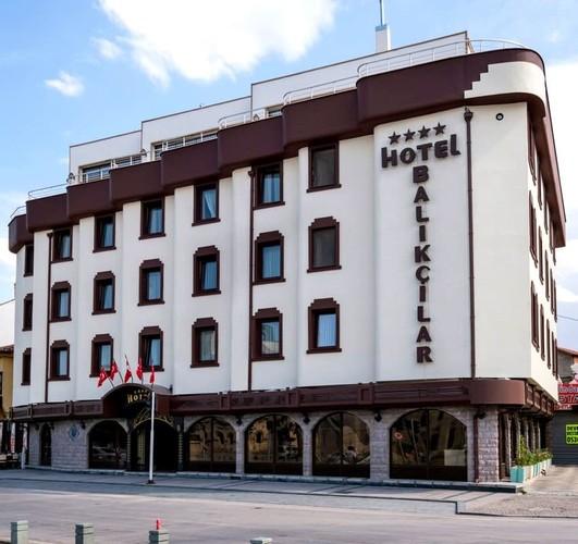 Balıkçılar Hotel