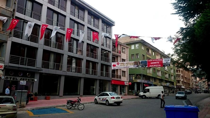 Otel Çetkin