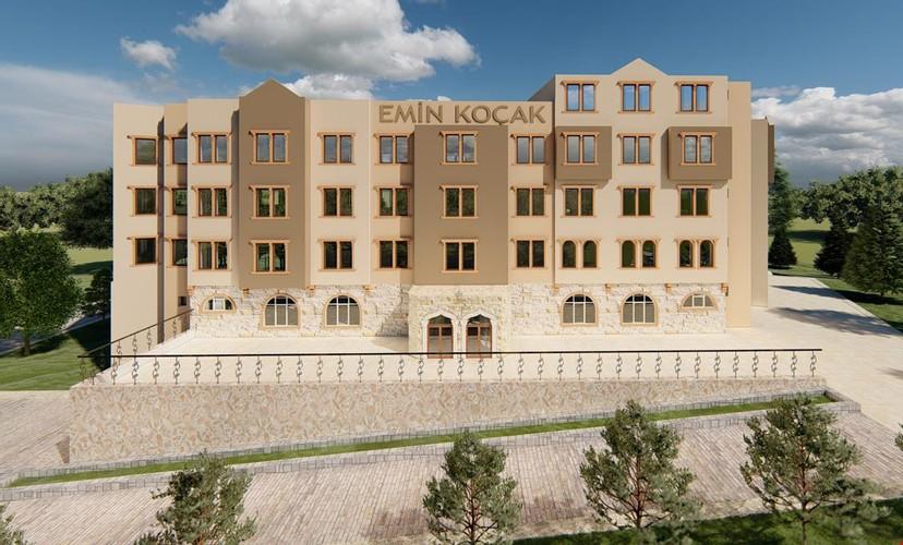 Emin Kocak Kapadokya Hotel