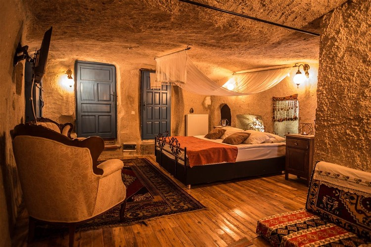 Magical Cave Hotel