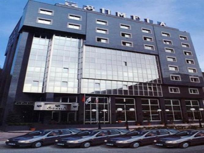 Hotel Büyük Sümela
