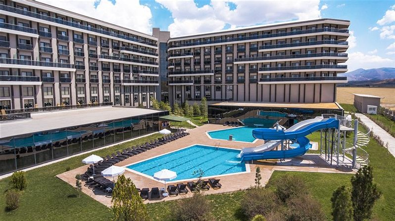 May Thermal Resort Spa Sandıklı Afyon Türkiye