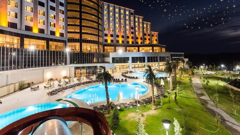 GRANNOS THERMAL HOTEL CONVENTİON CENTER, Haymana,