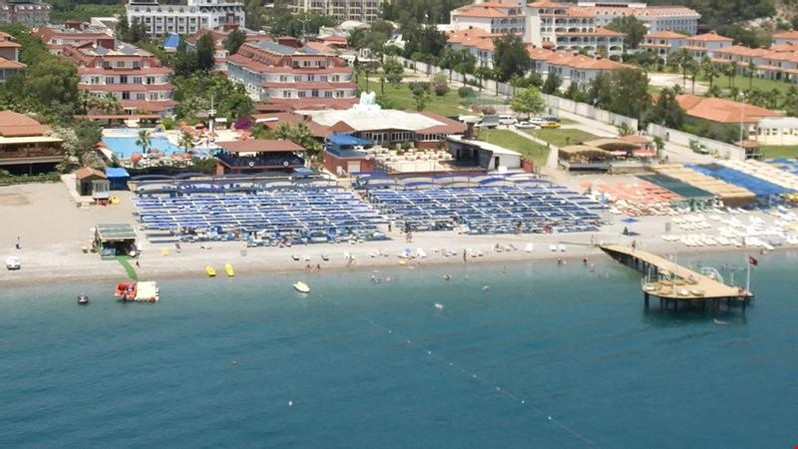 Sailor's Beach Club, Kemer, Antalya