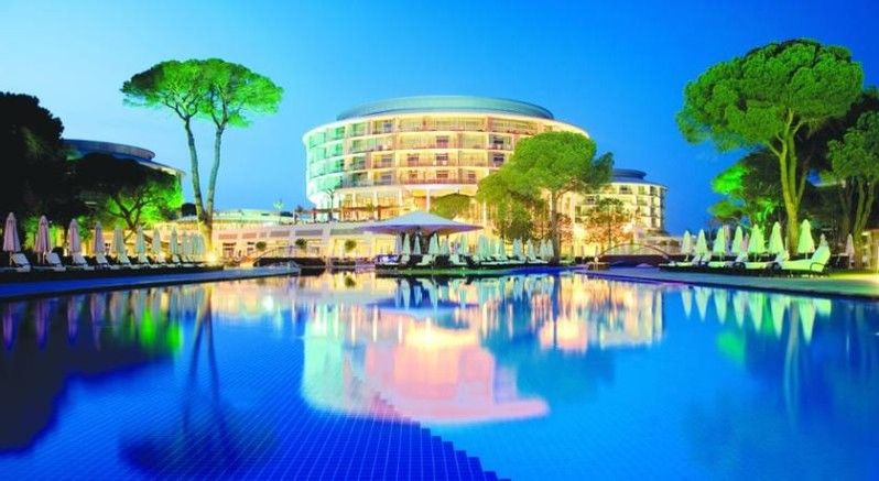 Calista Luxury Resort Hotel Serik Antalya Türkiye