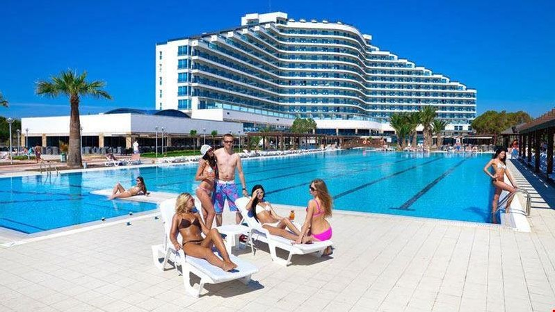 Venosa Beach Resort & Spa, Didim, Aydın
