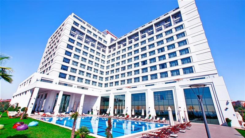 The Green Park Pendik Hotel & Convention Center  P