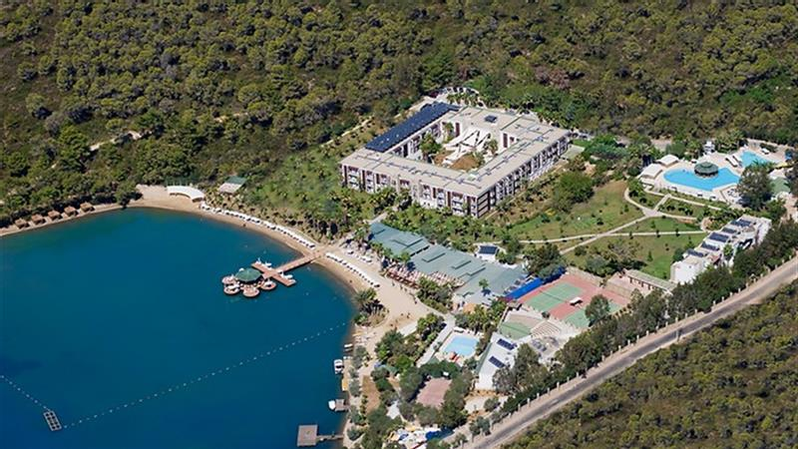 Crystal Green Bay Resort & Spa  Bodrum Muğla Türki