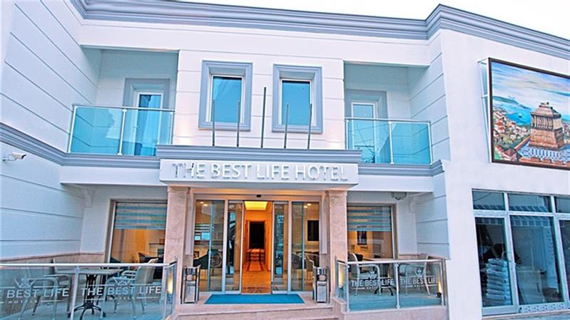 The Best Life Hotel Bodrum Center  Bodrum Muğla Tü