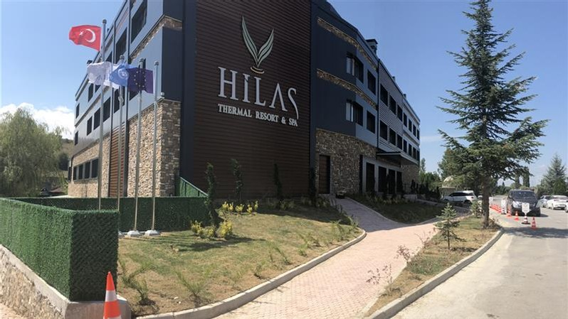 Hilas Thermal Resort & Spa  Ladik Samsun Türkiye