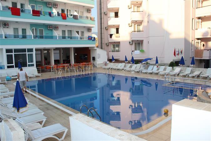 Mesut Hotel Alanya Rezervasyon | Otelz.com