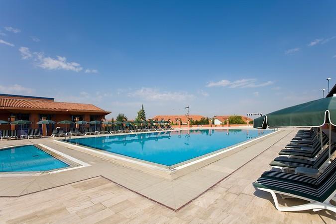 Colossae Thermal Spa Hotel Pamukkale Denizli