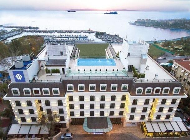 Wyndham Grand Hotel Istanbul Marina
