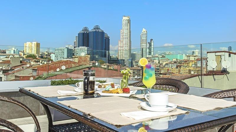 Redmont hotel ni anta i li rezervasyon for Redmont hotel istanbul