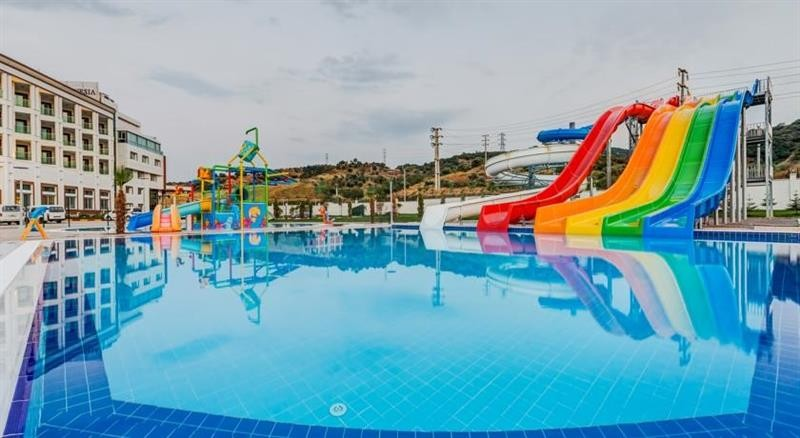 Spa wellness hotel  Hotel Kaya Magnesia Spa & Wellness Manisa Rezervasyon | Otelz.com