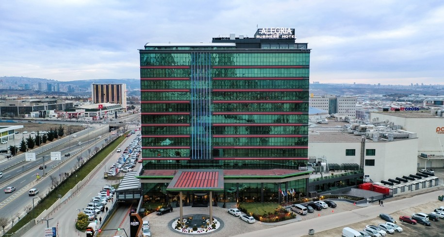 Ankara Alegria Business Hotel