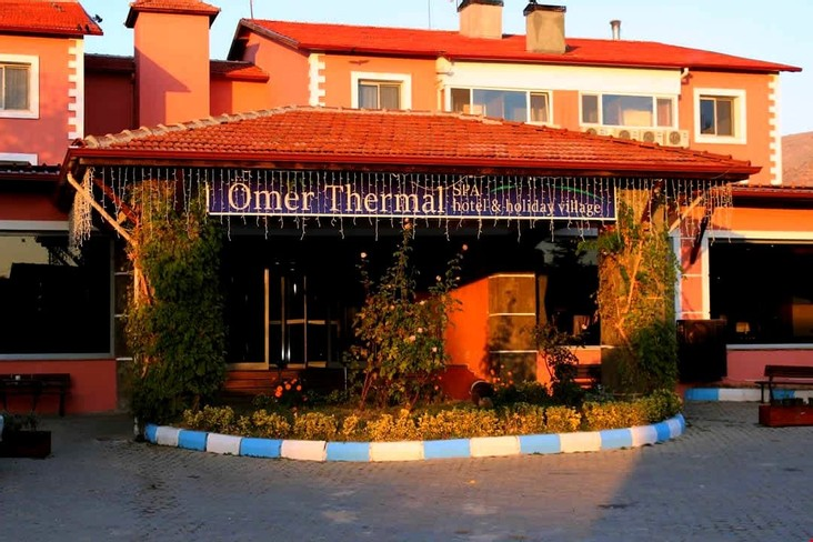 Omer Ipek Thermal Hotel - Holiday Village