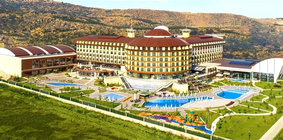 Akrones Thermal Spa Convention