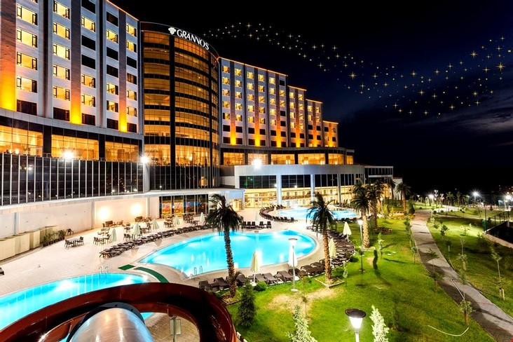 GRANNOS THERMAL HOTEL CONVENTİON CENTER