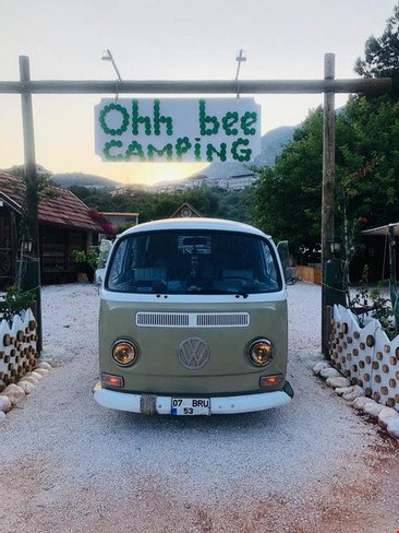 Oh Be Camping