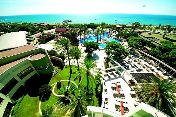 Limak Atlantis De Luxe Hotel & Resort Antalya Rezervasyon ...