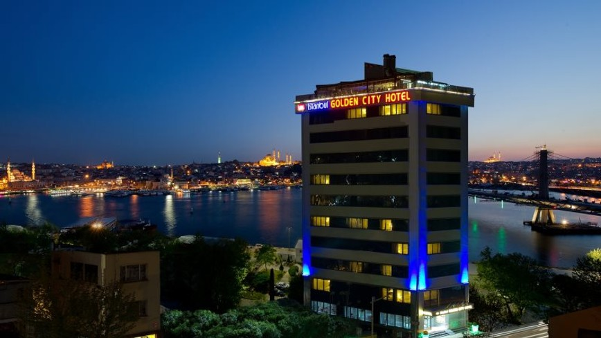 İstanbul Golden City Hotel