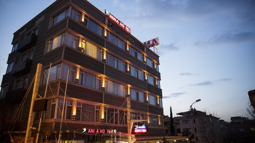 Anka Business Park Otel