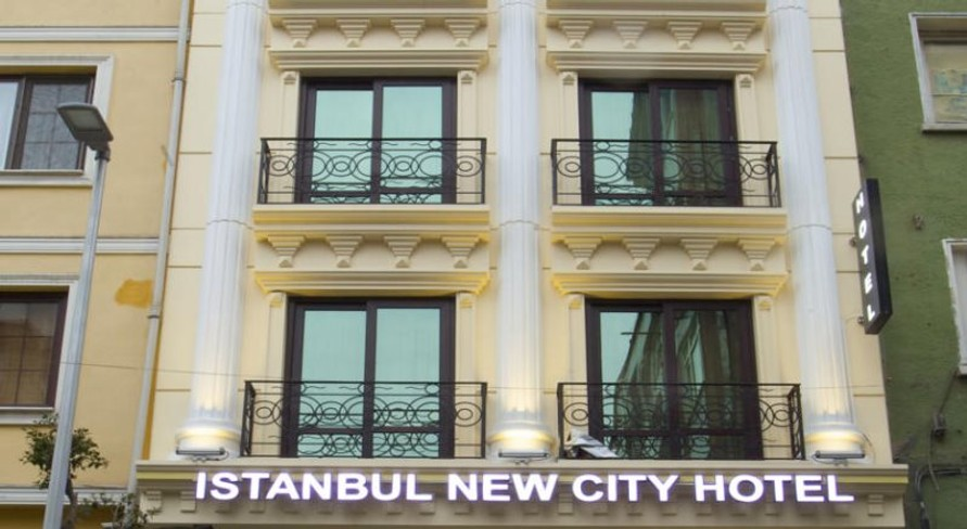 İstanbul New City Hotel