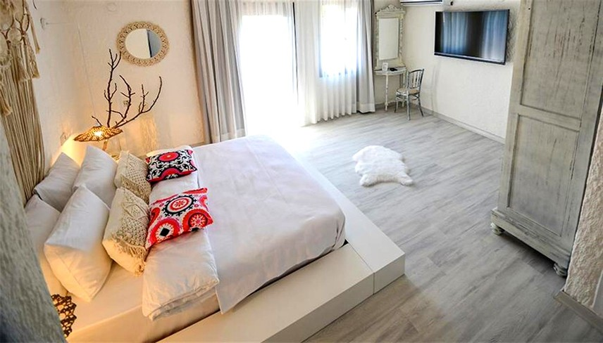 Bedroom Hotel Alaçatı