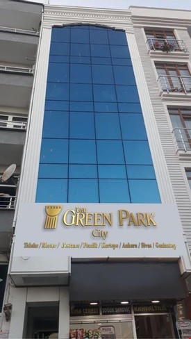 The Green Park Sinop