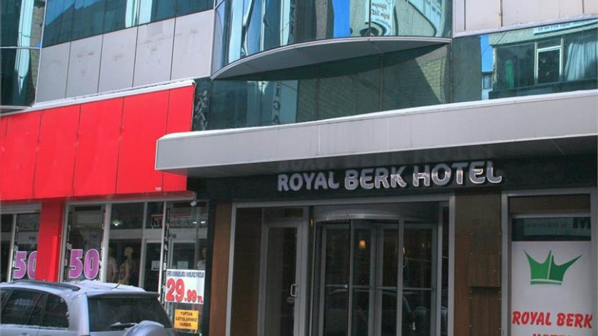 Royal Berk Hotel