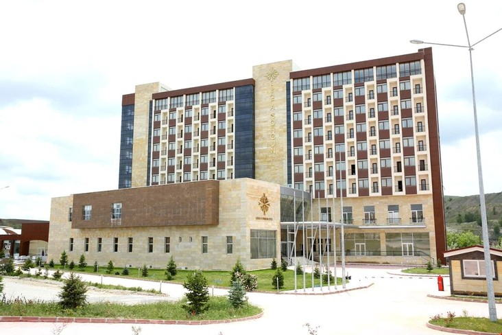 Safa Sorgun Thermal Hotel Wellness Spa