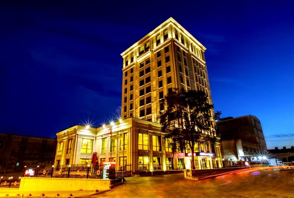 Grand Makel Hotel Topkapi Istanbul Rezervasyon | Otelz.com